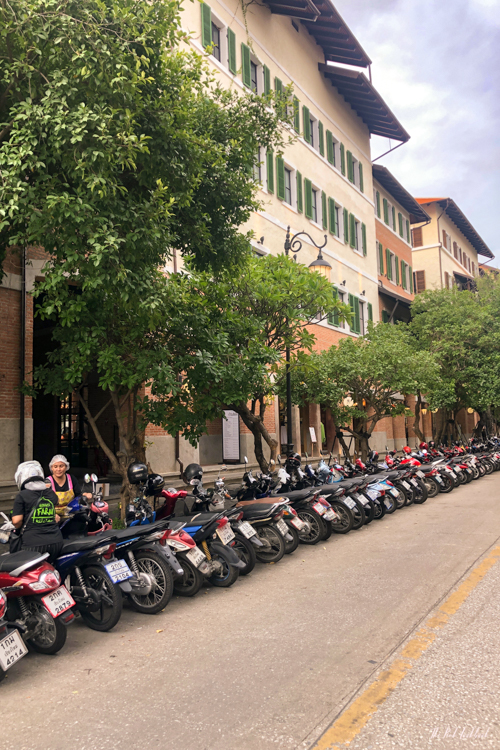 Chiang Mai Ultimate Guide All You Need to Know for Your Trip to Northern Thailand One Nimman Mall Motorcycles