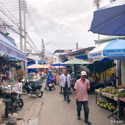 Personal Hotel Review Phor Liang Meun Terracotta Arts Hotel Chiang Mai Street Market