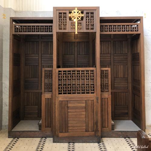 Vienna Off the Beaten Paths Fin de Siecle Art in Steinhof Confessional