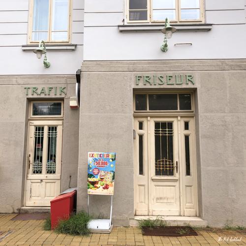 Vienna Off the Beaten Paths Fin de Siecle Art in Steinhof Hairdresser and Kiosk