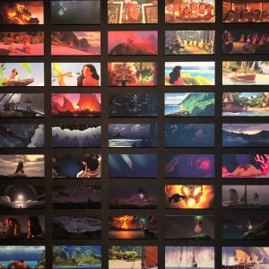 Disney Magic of Animation at ArtScience Museum Singapore Exhibition Review Moana