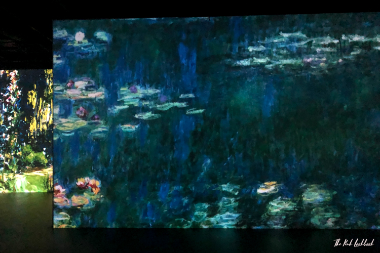 Monet to Kandinsky River City Bangkok Multimedia Exhibition Monet