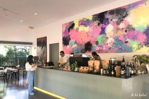 Review MAIIAM Contemporary Art Museum Chiang Mai Coffee Shop