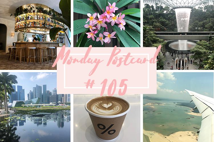 Monday Postcard 105 Coffee to Sit