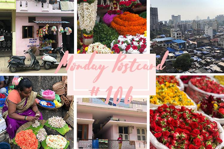 Monday Postcard 106 India