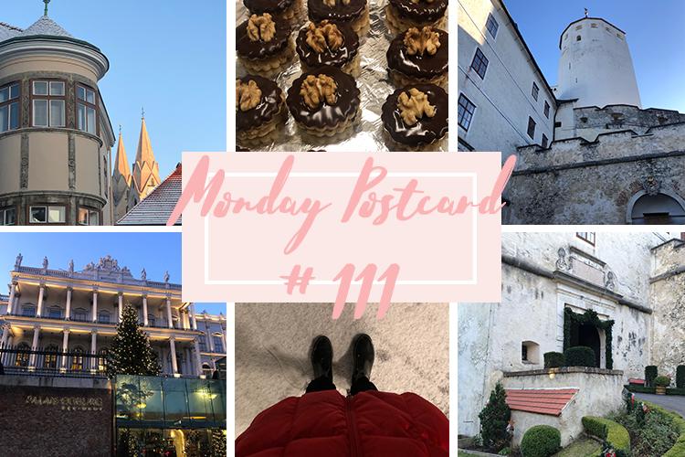 Monday Postcard 111 Never Stop