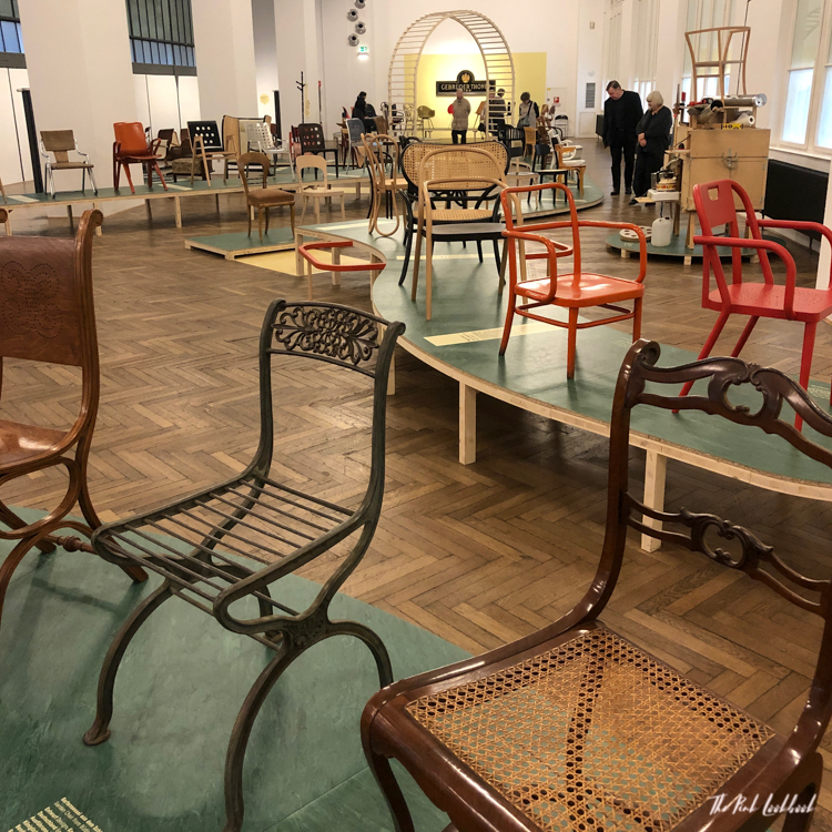 A Chair Affair Review of the Thonet Exhibition at MAK Vienna Exhibition Hall