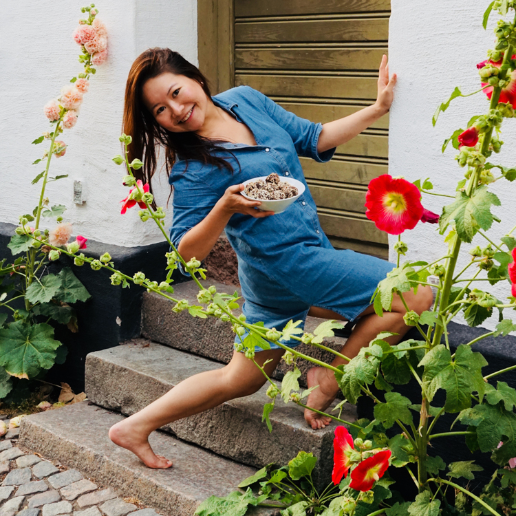 A Third Culture Kid with a Passion for Swedish Chocolate Balls Interview with Alaine Handa Chokladbollar