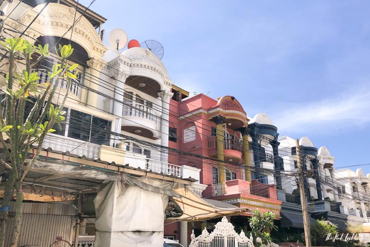 Exploring Bangkoks Neighbourhoods A Walk in Ari Residential Houses