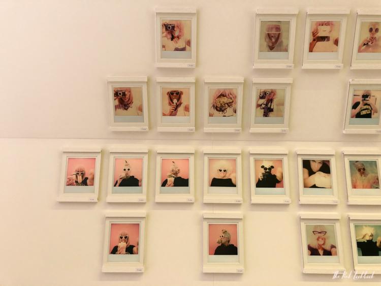 Sylvie Blum Naked Beauty at the MOCA BANGKOK Exhibition Review Polaroids