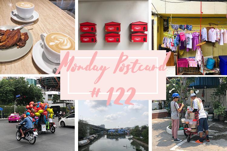 Monday Postcard 122 Laowai Gweilo Farang