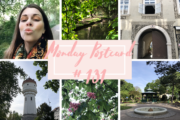 Monday Postcard 131 What I Learned in 8 Weeks of Social Distancing
